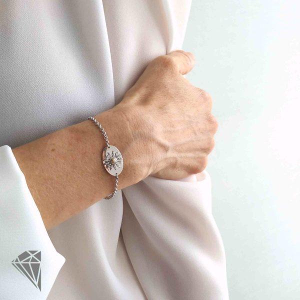pulsera-eguzkilore-plata-y-oro