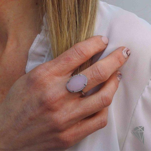anillo-plata-con-piedra-rosa