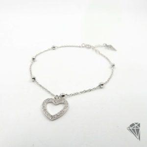pulsera-plata-corazon-con-circonitas