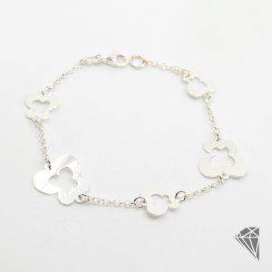 pulsera-plata-con-mariposas