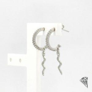 pendientes-plata-circonitas-con-serpiente