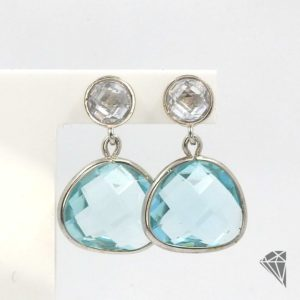 pendientes-plata-piedras-azul-aguamarina