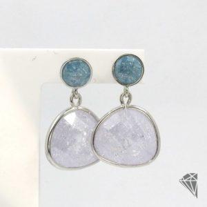 pendientes-plata-con-piedras-blancas